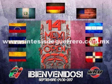 Mundial de artes marciales en Acapulco
