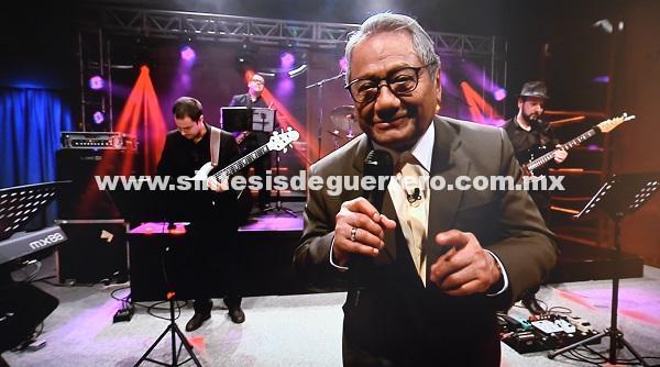 (Video) Prepararan el estreno del programa ¡Música Maestro! con el compositor Armando Manzanero en Canal 22