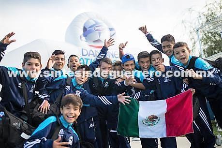 Arranca un mundial lleno de nostalgia para la selección mexicana Sub12 en la Copa de las Naciones de Danone