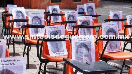 Guiaron desde Estados Unidos la muerte de los 43 de Ayotzinapa