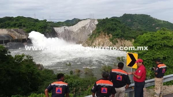 Continúan medidas preventivas para evitar desbordamiento de la Laguna de Tixtla: Palma Carro
