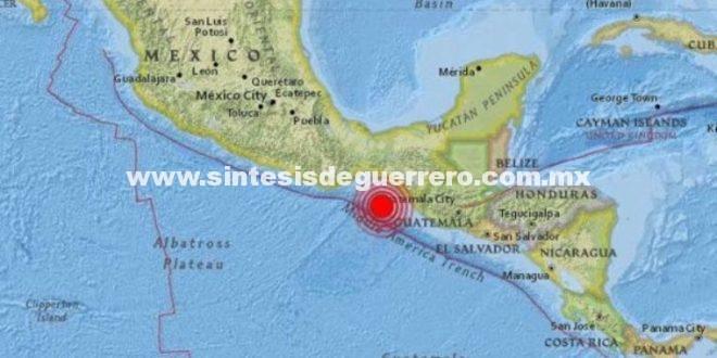 Desactivan alerta por tsunami en Oaxaca