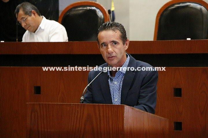 Propone el diputado Mauricio Legarreta Martínez adiciones al Código Penal del Estado de Guerrero