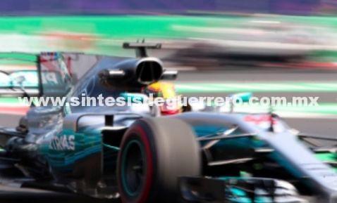 Lewis Hamilton cierra brecha por título en Gran Premio de México