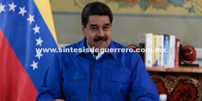 """Maduro: """"Venezuela es Venezuela, jodidos, pero felices"""""""