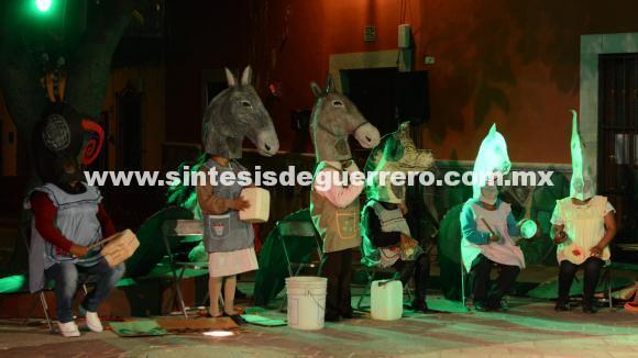 Proyecto Ruelas: transformación social a través del teatro