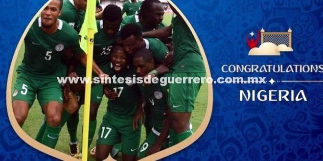 Nigeria, primer país africano en Rusia 2018