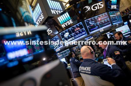 Dow Jones 'celebra' 30 años del crack con récord