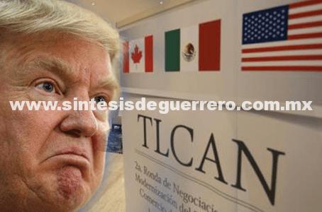Mientras Trump 'le mete el pie' al TLCAN, hay más acuerdos que excluyen a EU