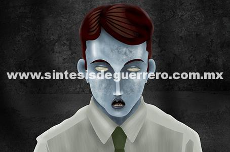 ¿Eres es un trabajador 'zombie'?