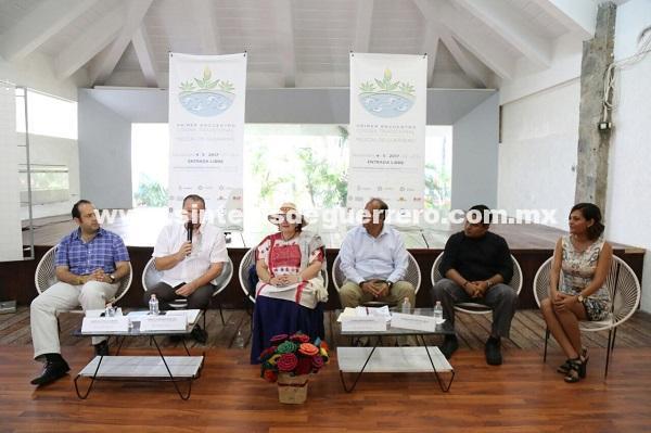 Acapulco sede del primer encuentro de cocina tradicional y mezcal de Guerrero