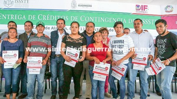 (Video) Llama Héctor Astudillo al trabajo en unidad para salir de la emergencia por sismo en Taxco