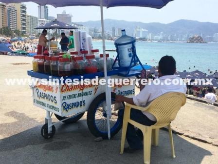 Que al fin terminará el calorón en Guerrero: PC