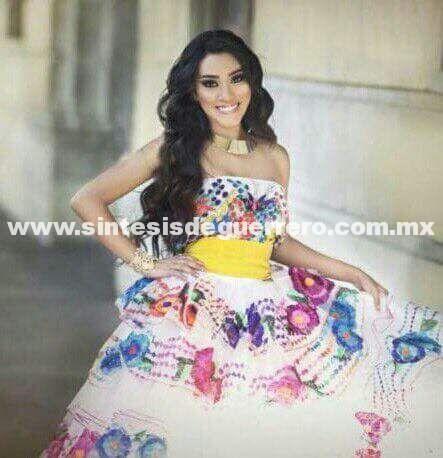 Suplican padres, devuelvan con vida a reina de belleza desaparecida en Chilpancingo