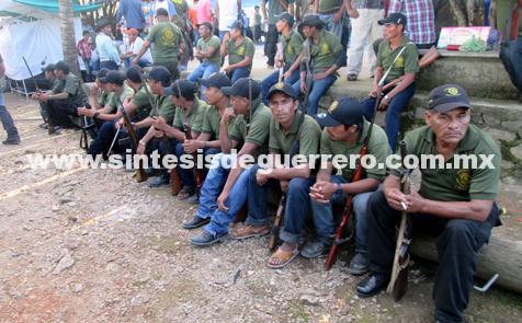 Celebra 22 años policía comunitaria de Guerrero