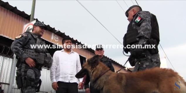 (Video) Listo el operativo de seguridad con motivo del Día de Muertos: Daniel Meza