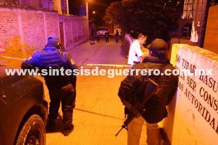 Dejan a un ejecutado en bolsas negras, en Chilpancingo