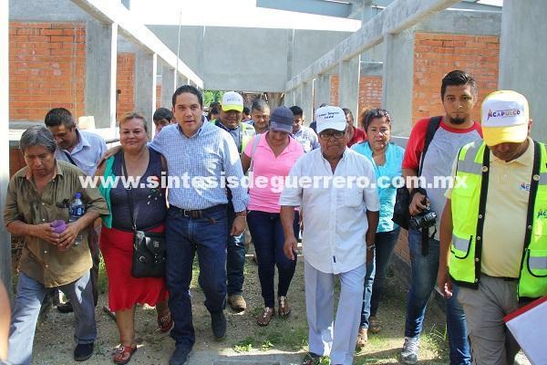 (Video) Reitera Evodio apoyo de su gobierno para locatarios del mercado Siglo XXI afectados por incendio