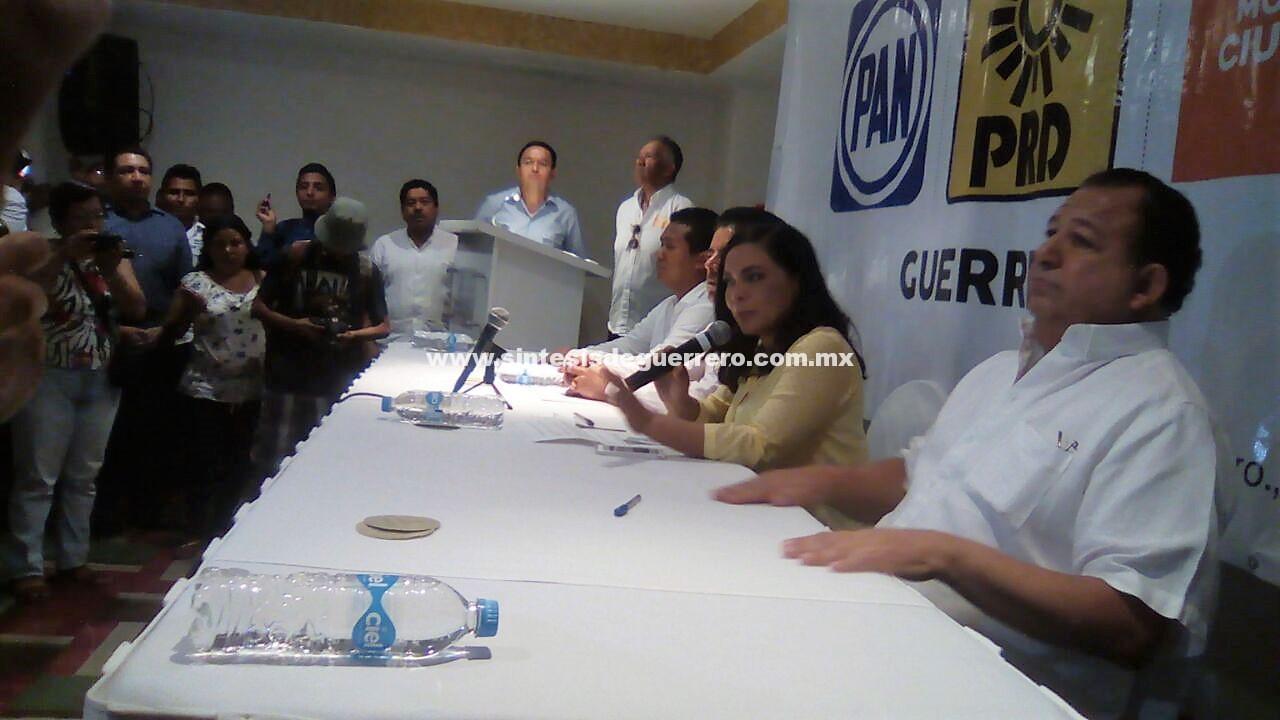 Instalan frente ciudadano en Guerrero