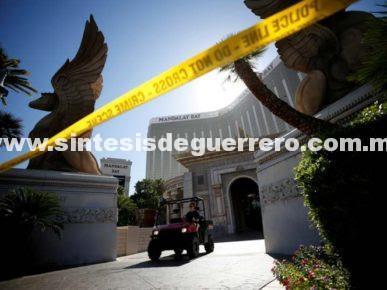 Familia de víctima de Las Vegas pide incautar bienes del atacante