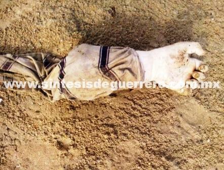 Dos desmembrados en Barra Vieja y playa Las Hamacas en Acapulco