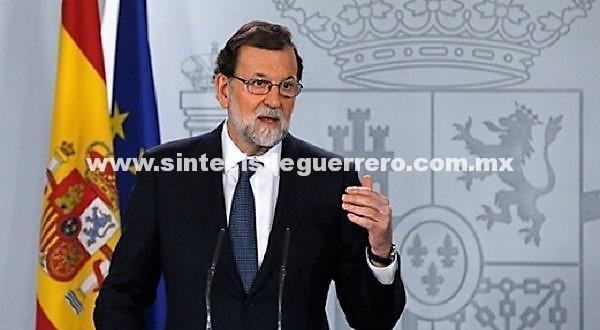 Rajoy pide a Cataluña definir si declaró o no su independencia