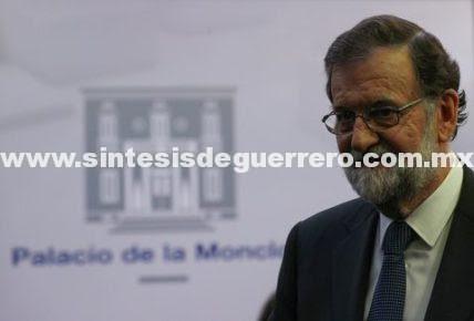Rajoy no descarta anular la autonomía de Cataluña