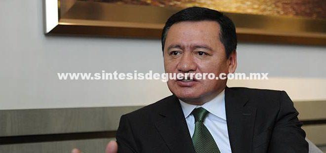 Hay que tener madurez para aceptar el resultado: Osorio Chong