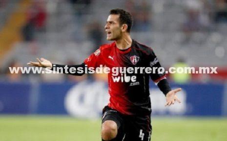 Autoridades de EU impiden que Rafa Márquez regrese a jugar