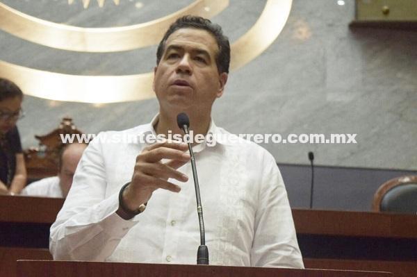 Propone Ricardo Mejía Berdeja reforma a la Ley de Equilibrio Ecológico para evitar depredación