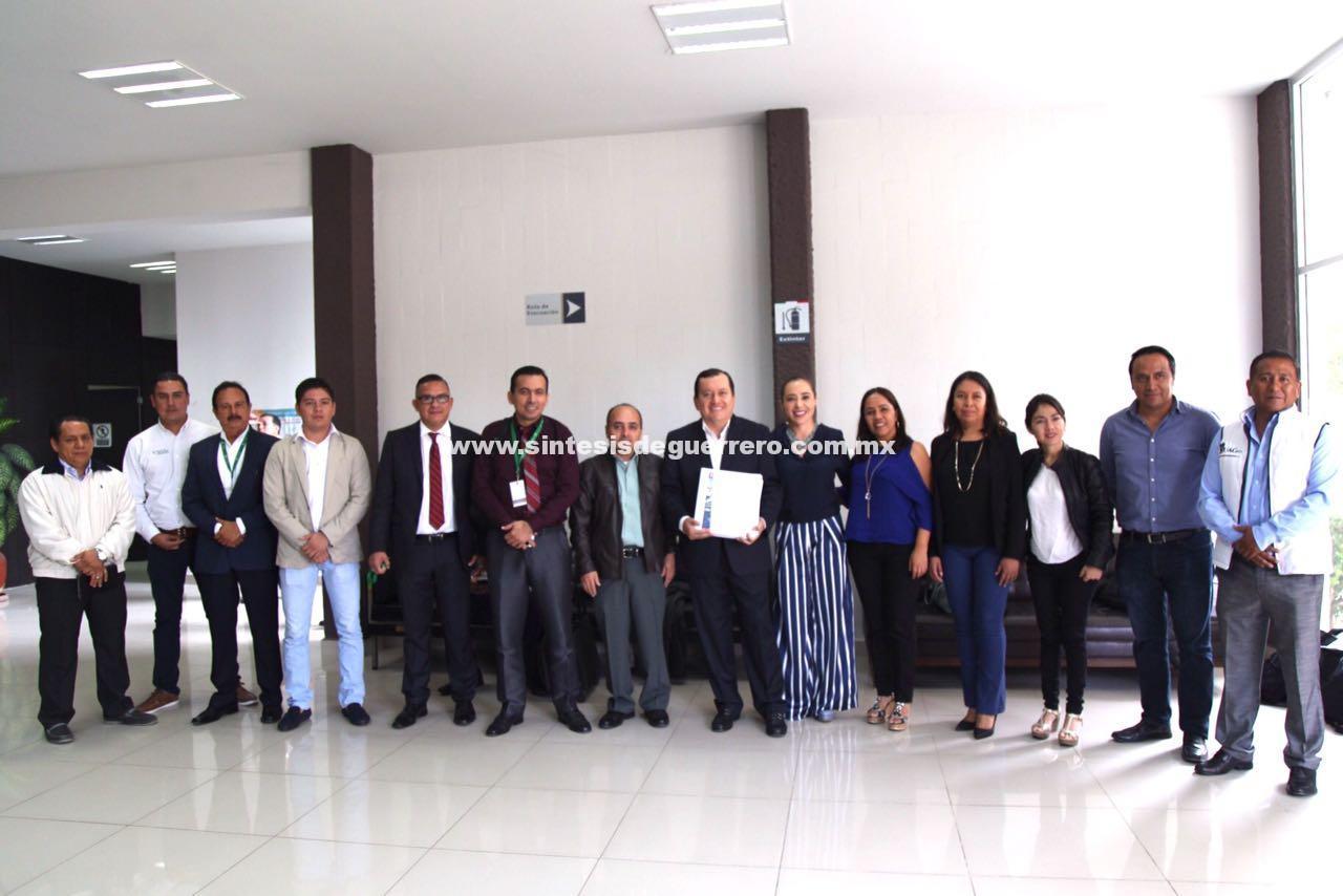 Presenta la UAGro ante la SEP, el plan de fortalecimiento de la Ciudad Educativa 2017