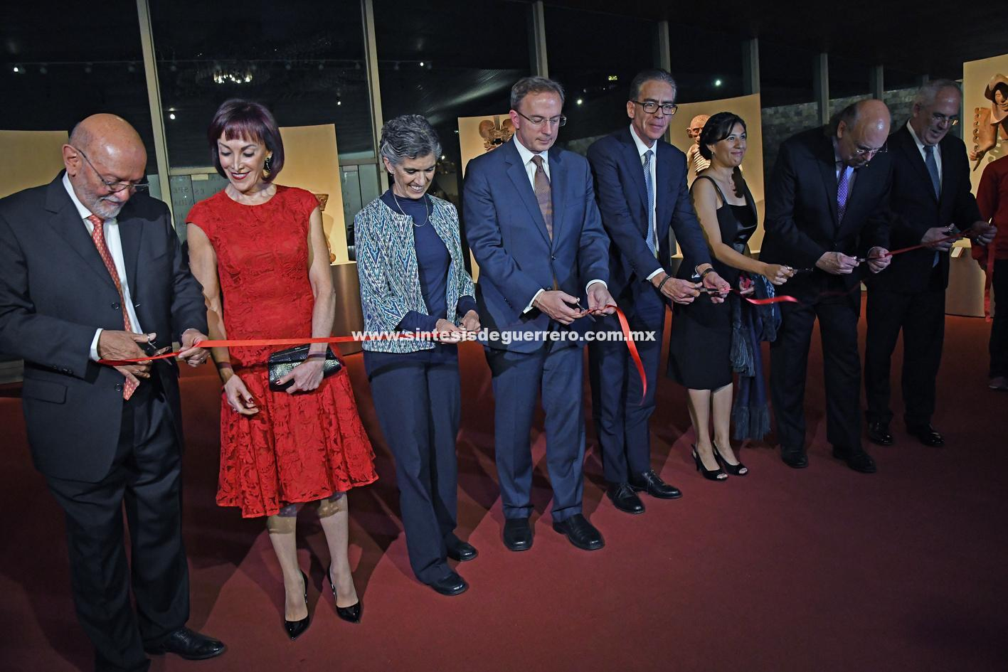 Inauguran la muestra Voces de barro, En el Museo Nacional de Antropología