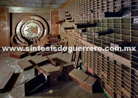 Índice Político: ¿Qué busca EPN en las cajas de seguridad incautadas en Cancún?