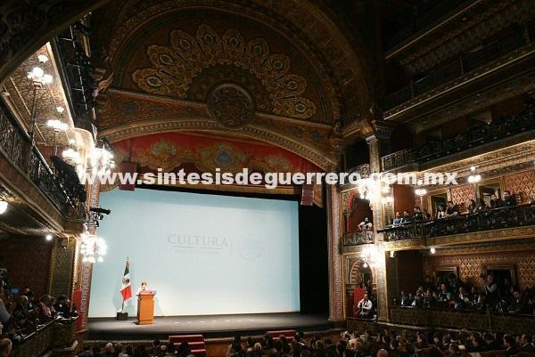 Inauguran la XLV edición del Festival Internacional Cervantino