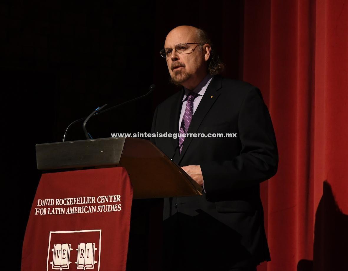 Arrancó primera cátedra en honor a un mexicano en la historia de Harvard