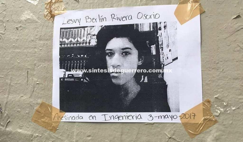 El caso de Lesvy Rivera es reclasificado como feminicidio agravado