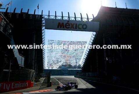 Agenda del segundo día del Gran Premio de México 2017