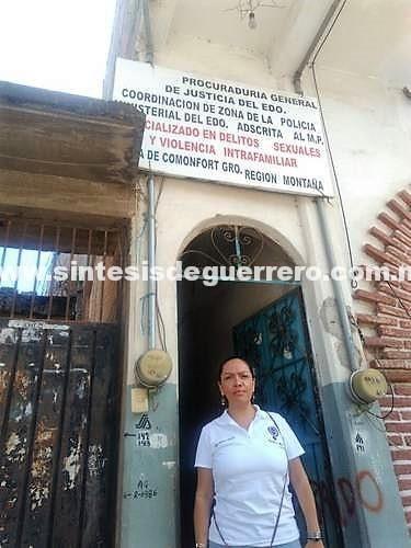 Mujer policía de Tlapa viola a activista de los derechos humanos