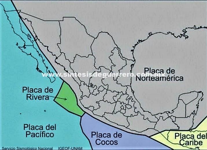 Guerrero, ubicado en la región con mayor riesgo de macrosismos