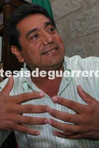 Designa Morena a Félix Salgado coordinador estatal de organización.