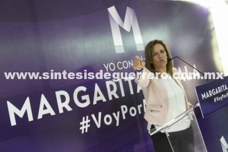 Índice Político: Mil millones en publicidad para Margarita Zavala