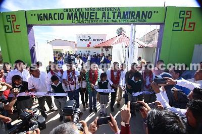 (Video) Guerrero de las entidades con mayor atención a indígenas desde que llegó Astudillo al gobierno: Nuvia Mayorga