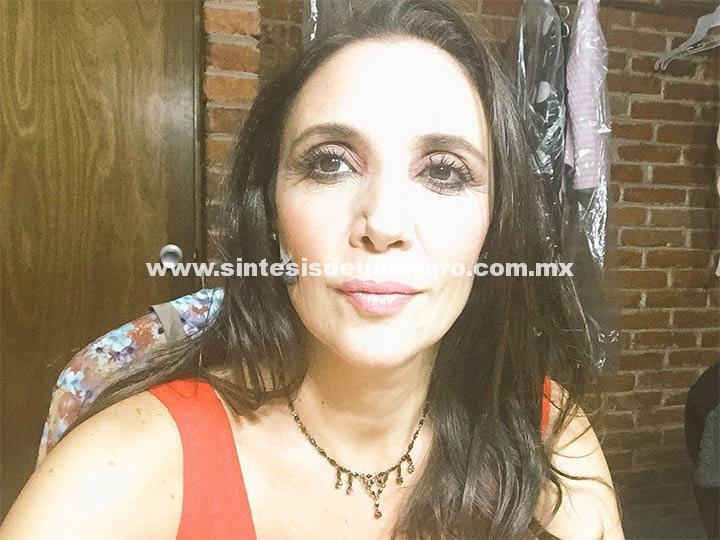 Muere actriz Maru Dueñas en choque; famosos externan condolencias