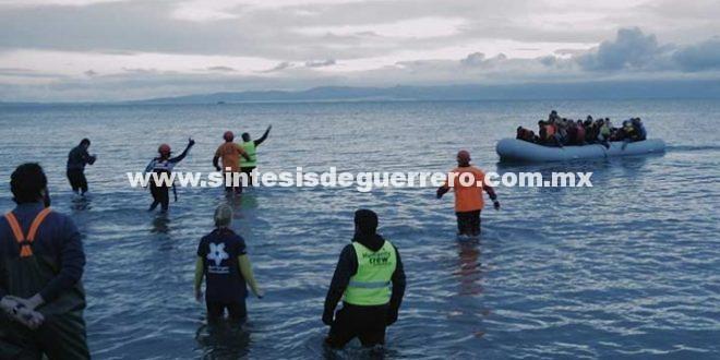 Aparecen 3 niños muertos en isla griega de Lesbos; serían refugiados