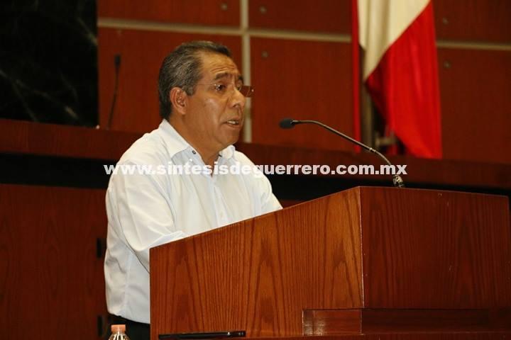 Propone el diputado Raymundo García Gutiérrez reformar la Ley para personas con discapacidad