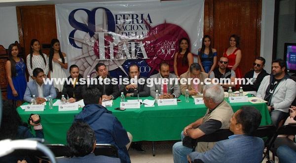 Anuncian la 80 edición de la Feria Nacional de la Plata en Taxco de Alarcón