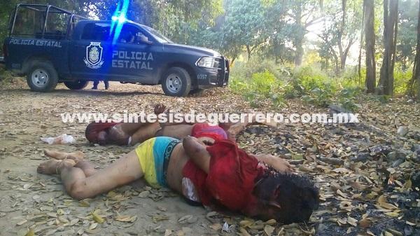 Violencia deja ocho muertos y cinco heridos, en Acapulco
