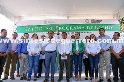(Video) Vamos a seguir cerca de Chilpancingo y solucionando los problemas, reitera Astudillo
