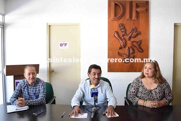 (Video) Falsas las acusaciones que pretenden descalificar el exitoso trabajo del DIF Acapulco: Heriberto Noriega