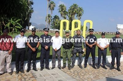 Implementan operativo de seguridad especial por La Nao 2017